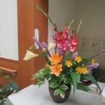 H29.6.12お庭に咲いたユリ
